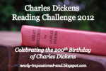 Dickens Reading Challenge